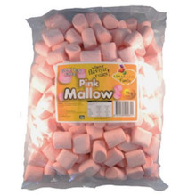 pink marshmallows 1kg
