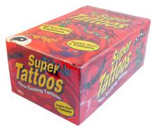 super tattoos & bubblegum
