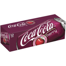cherry coke coca cola cans from usa