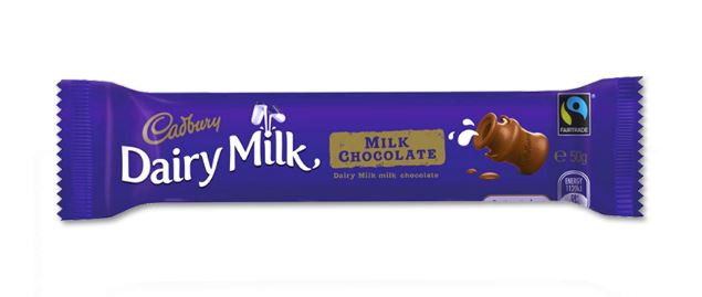 Image result for cadbury 50g bar