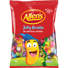 Allens jelly beans 12 x 190g