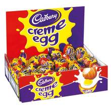 cadbury creme eggs easter