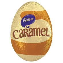 cadbury caramel easter egg