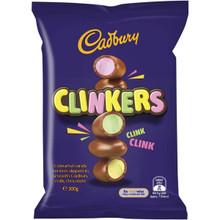cadbury clinkers 300g