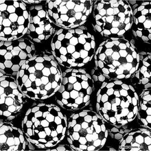 soccer balls chocolate 1kg