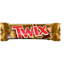 twix single bar by mars