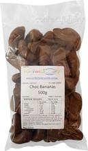 choc bananas 500g