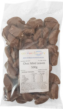 choc mint leaves 500g