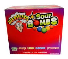 Warheads sour bombs 12 x 50g