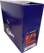 Cadbury Snack block box