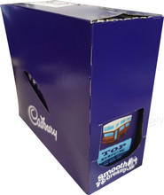 Cadbury top deck block box