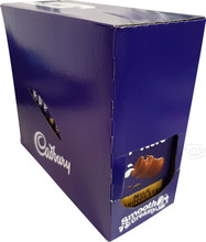 Cadbury dairy milk block box