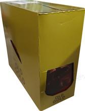 Old gold cocoa box