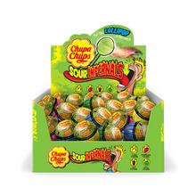 chupa chups sour infernals lollipops