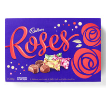 Cadbury roses chocolate 450g