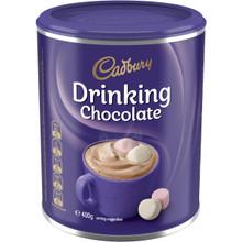Cadbury drinking chocolate 400g