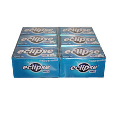 eclipse mints 40g peppermint box