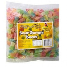 gummi sour bears lolliland