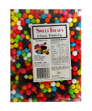 chocolate pearls assorted 1kg