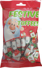 Xmas festive toffee Christmas