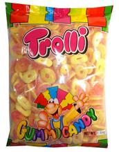 trolli peach rings 1.5kg