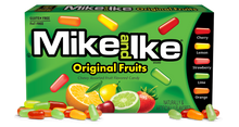 mike & ike original fruits 141g