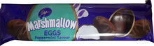 Cadbury Marshmallow Eggs Peppermint 150g tray