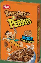 peanut butter & cocoa pebbles 131g