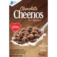 chocolate cheerios 318g