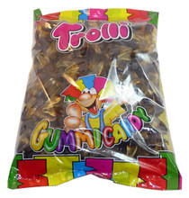 Trolli 2kg oiled cola bottles