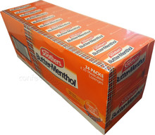 butter menthol box