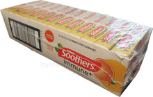 Soothers Immune + 36 packs x 10 lozenges