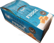 Grans salted caramel fudge