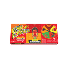 Flaming five spinner bean boozled jelly belly