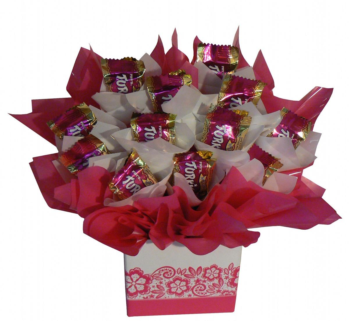 Turkish delight chocolate bouquet chocolates in bloom turkish delight chocolate bouquet izmirmasajfo