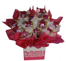 Turkish Delight Chocolate Bouquet