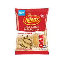 allen's iced coffee milk bottles 170g