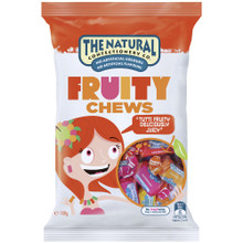 Fruity chews natural 180g