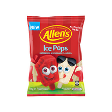 allens ice pops  170g