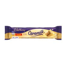 caramilk 45g medium bar cadbury