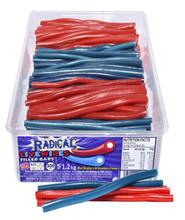 Radical Livewires Filled Bars Blue Raspberry & Strawberry