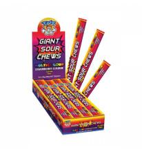 Giant Sour Chews Multicolor