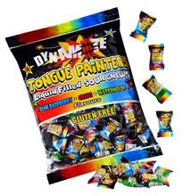 Dynamite Dynamite Tongue Painters Sour Chew