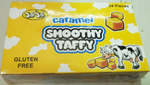 Caramel Smoothy Taffy candy