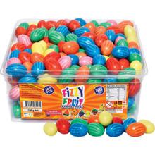 fizzy fruit bubble gum 200 pcs
