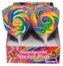 Sweetworld Swirl Mega Pops