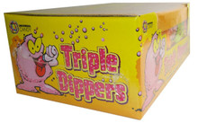 Triple Dippers Universal box sherbet