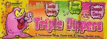 Triple Dippers Universal  single pack sherbet