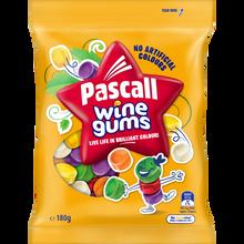 Wine Gum Pascall 180g bag