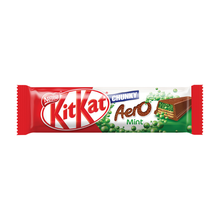 Nestle KitKat Chunky Aero Mint Chocolate Bar